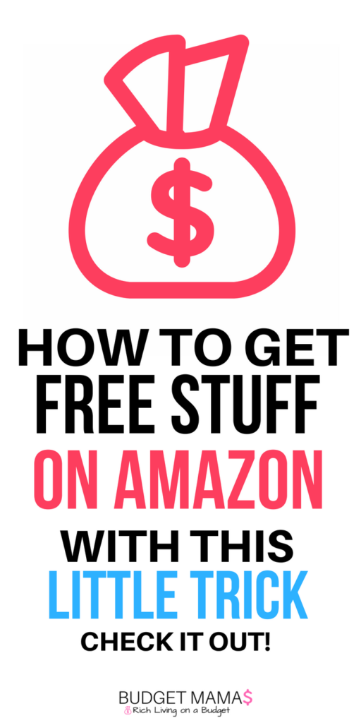 How to get free stuff on amazon with this little trick